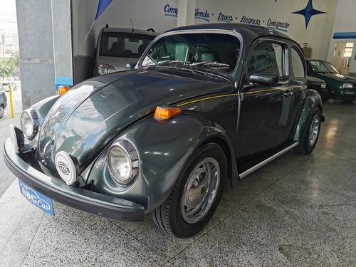Imagem 1 de 12 de Volkswagen Fusca 1600 Gasolina1994 Com Ar Condicionado