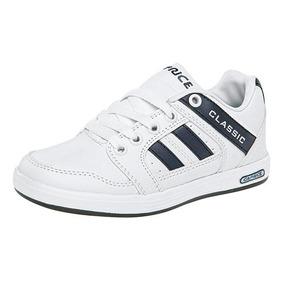 Tenis Sneaker Caprice Caballero Sintético Blanco C83007 Dtt