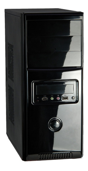 Computador Montado Intel Dual Core 4gb Ddr2 Hd 160*aproveite