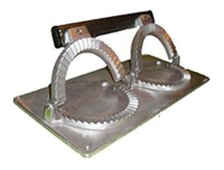 Cierra Empanadas Doble 14cm Maquina Repulgadora Selladora
