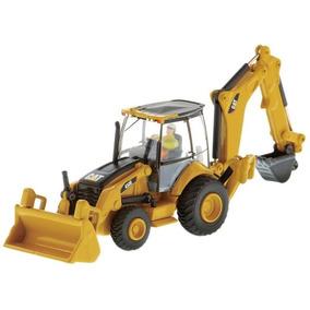 Retroescavadeira Caterpillar 450e Diecast Masters 85263 1:87