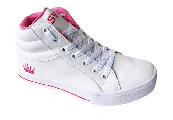 Sapato Infantil 24 Ao 33 Couro Sintetico Diversas Cor Cod6