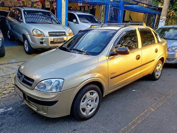 Chevrolet Corsa Sedan 1.0 Maxx Flex Completo 4p 2007