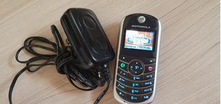 Celular Motorola C139 Perfeito Estado