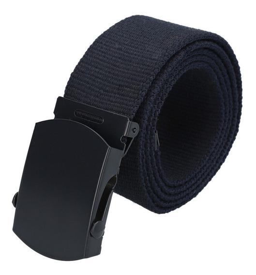 Cinturón De Lona Ajustable De Hombre C&a