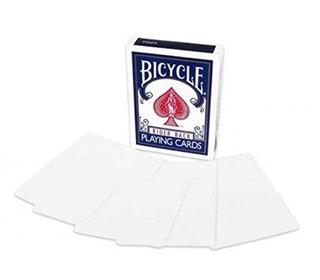 Magia Makers Estuche Forro La Bicicleta Doble Cara Blanco