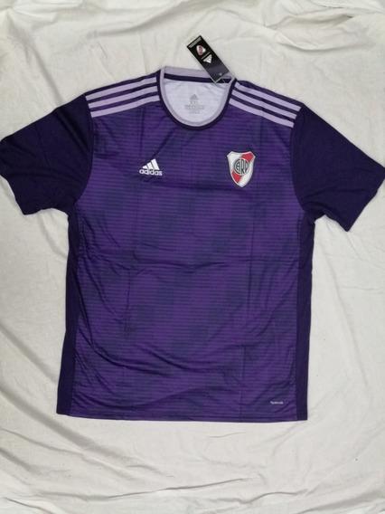 Camiseta De River Plate Violeta 2018 / 2019 - Ultimas !