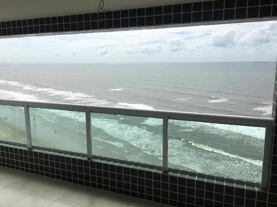 Apartamento C/ Vista De Frente P/o Mar. Ref. 0999 M H