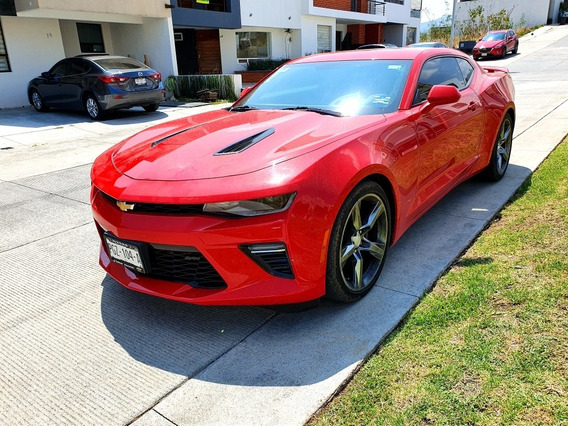 Chevrolet Camaro 2016 6.2 Ss - V8 At