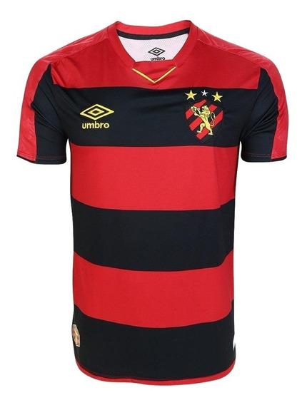Camisa Do Sport Recife 2019 Leão Oficial - Mega Desconto