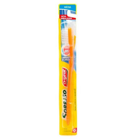 Escova Dental Sorriso Kolynos Original Média