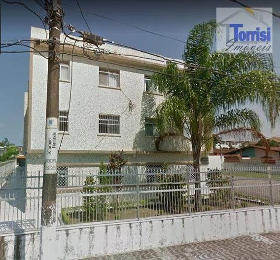Apartamento Em Praia Grande, 01 Dormitórios, Canto Do Forte, Ap2377 - Ap2377