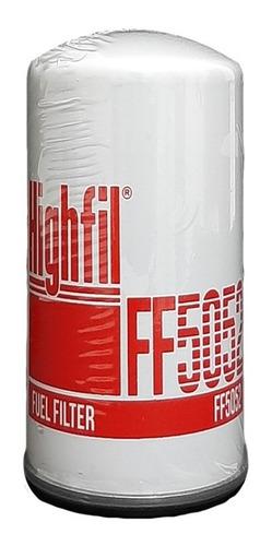 Imagen 1 de 4 de Filtro Combustible Cargo 1721 33358 Ff5052
