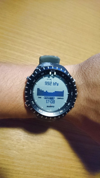 Relógio Suunto Core Light Black Chrome
