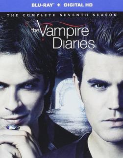 Blu-ray The Vampire Diaries Season 7 / Temporada 7