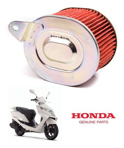 Filtro De Aire P/ Elite 125 Linea 2016 Honda Original Full
