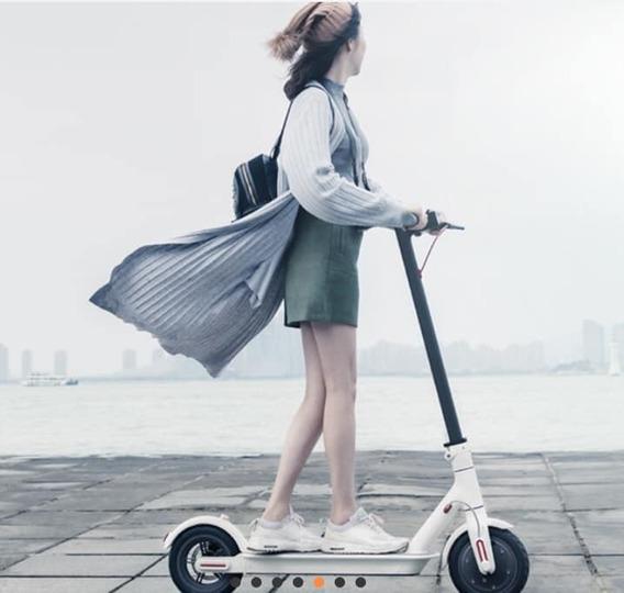 Monopatin Eléctrico 7.8 Ah Simil Xiaomi Foston S08 Pro