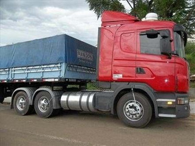 Scania G 380 Com Carreta Ls Rondon Ano 2011