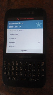 Blackberry Q5 Para Reparar O Repuesto.