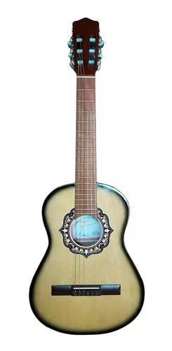 Guitarra Criolla De Viaje C/ Funda Fonseca 15 Niños 3/4