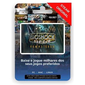 Bioshock Remastered Steam Key Original