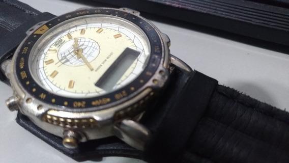 Relógio Magnum 510 Am (anos 90) Clássico
