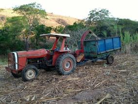Trator Agricola Mf26