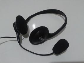 Headphone Com Microfone Multimídia Leadership