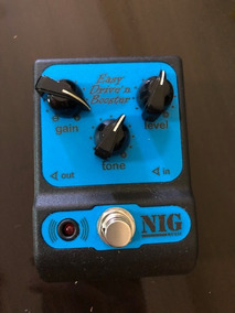 Pedal Nig Easy Drive And Booster Ped
