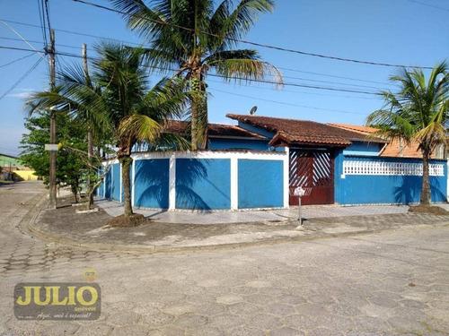 Imagem 1 de 18 de Casa 1ª Quadra Em Mongagua - Ca3667