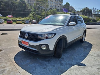 Volkswagen T-cross 200 Tsi 1.0 Total Flex Aut, Ltx9d49