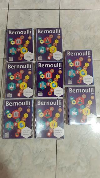 Apostilar Bernoulli 4v - 8 Apostilas Pré Vestibular