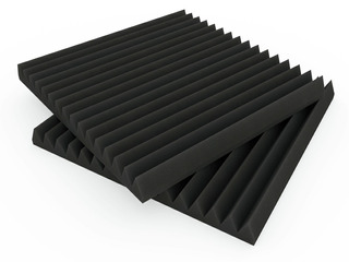 Panel Acústico Absorbente Acuflex Alpine 50 Mm En Stock