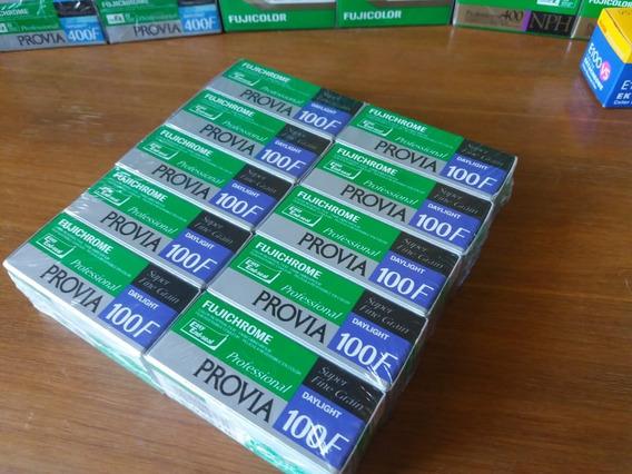 Filme Fujichrome Provia 100f - 120 - Vencidos