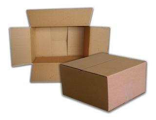 Caixas De Papelão P/ Mudança, Correios 43x43x32cm 03 Unds