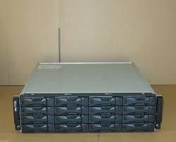 Storage Dell Equallogic Ps4000 Sem Hds Com As Gavetas
