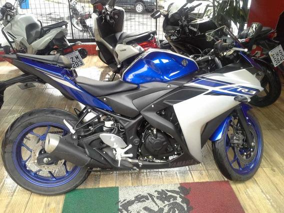Yamaha R3 Abs 2017