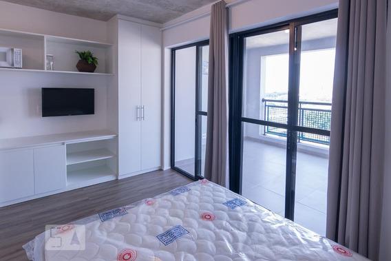 Apartamento Para Aluguel - Bom Retiro, 1 Quarto, 30 - 893009546