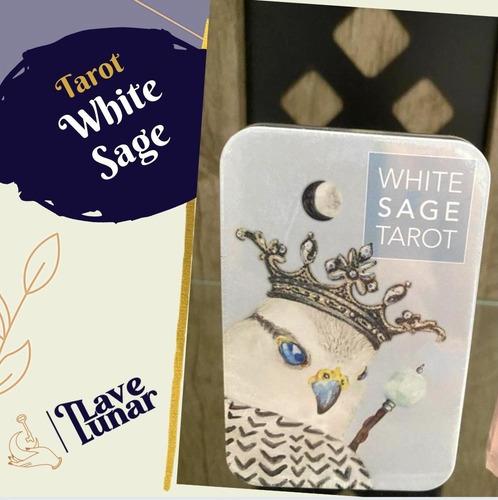 Tarot De La Salvia Blanca