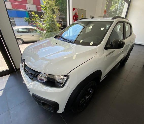 Renault Kwid 1.0 Sce 66cv Outsider (mb) (pr)