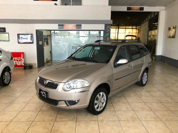 Fiat Palio Weekend 1.4 Attractive 2013