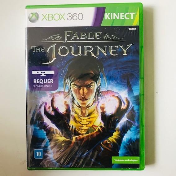 Fable The Journey P/ Kinect - Jogo Para O Xbox 360 Original