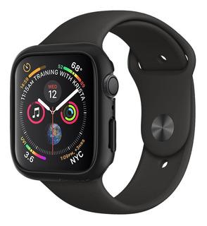 Case Original Spigen Thin Fit Black Apple Watch Serie 4 40mm