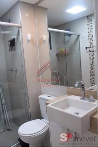 Apartamento Em Condomínio Padrão Para Venda No Bairro Lauzane Paulista, 3 Dorm, 1 Suíte, 2 Vagas, 118 M². - 118