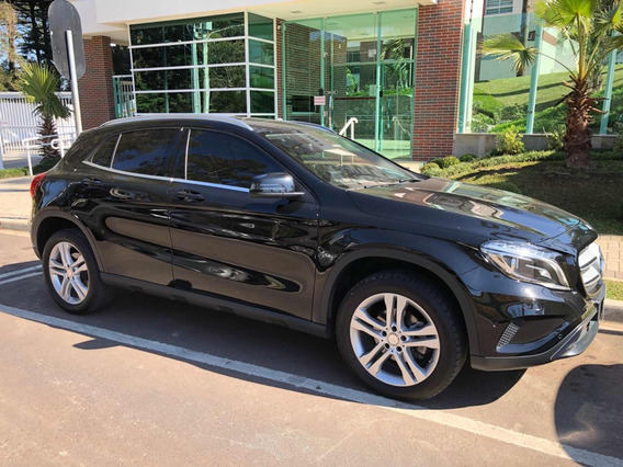 Mercedes Benz Classe Gla 1.6 Advance Turbo Flex 5p 2017