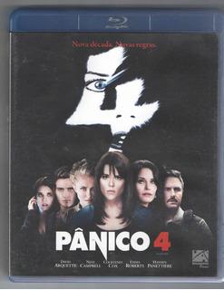 Blu-ray Pânico 4 (799)