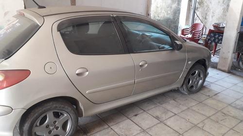 Peugeot 206 2007 Flex 1.4