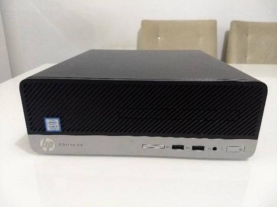 Desktop Hp Prodesk 400 G4 (core I5 8gb 500gb Win10 Pro)