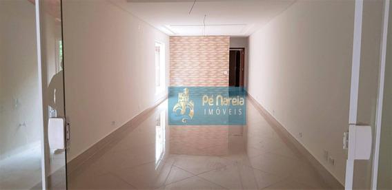Sobrado Com 3 Dormitórios À Venda Por R$ 250.000 - R3f140s - Canto Do Forte - Praia Grande/sp - So0022