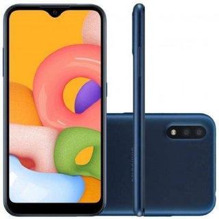 Smartphone Samsung Galaxy A01 32gb 2gb Ram Azul